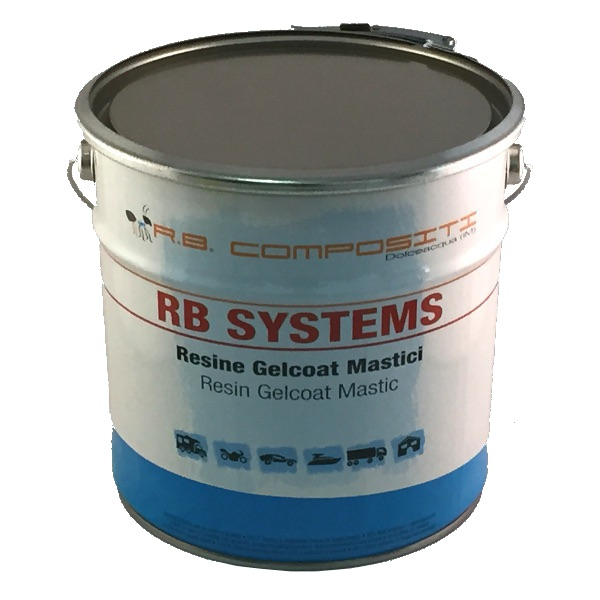 GELCOAT BIANCO RAL 9100